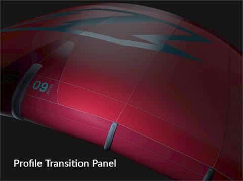 NORTH KITE TECHNOLOGY - Transition Panels