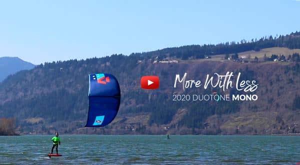 2020 Duotone Mono Kite Review